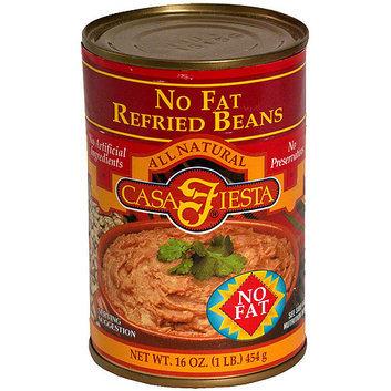 Casa Fiesta No Fat Refried Beans
