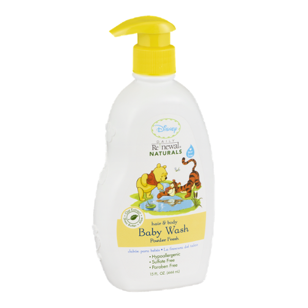 Disney Daily Renewal Naturals Hair And Body Baby Wash Reviews