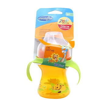 Evenflo Zoo Friends Trainer Cup, 1 ea