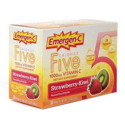 Emergen-C Vitamin C 1000 mg Five Calories