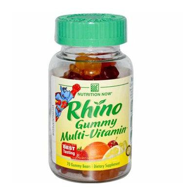 Nutrition Now Rhino Gummy Multivitamin 60 Chewables