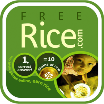 Freerice.com Charity Organization