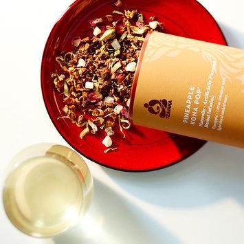 Teavana Pineapple Kona Pop Loose-Leaf Herbal Tea Starbucks