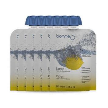 Bonne O Six-Piece Lemon Syrup Flavour Pack-NO COLOUR-One Size