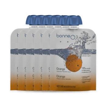 Bonne O Six-Piece Orange Syrup Flavour Pack-NO COLOUR-One Size