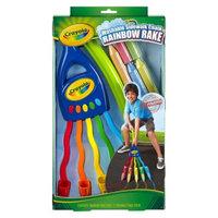 Crayola Outdoor Rainbow Rake