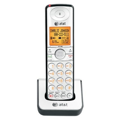 AT & T CL80109 (2-Pack) DECT 6 Accessory Handset