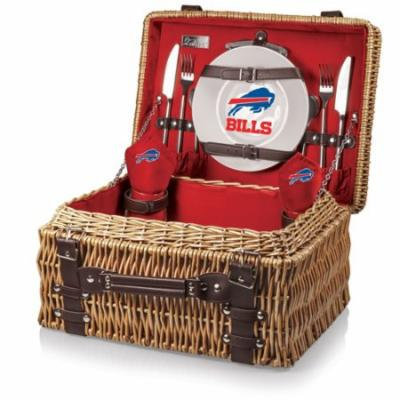Picnic Time Champion, Red Buffalo Bills Digital Print