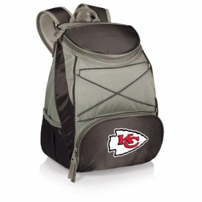 Picnic Time PTX Cooler, Black Kansas City Chiefs Digital Print