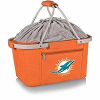 NFL Picnic Basket by Picnic Time, Metro - Miami Dolphins, Orange