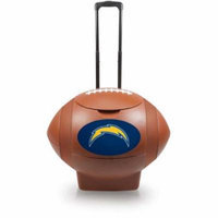 Picnic Time Football Cooler, San Diego Chargers Digital Print