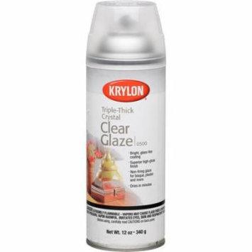 Krylon Triple-Thick Crystal Clear Glaze
