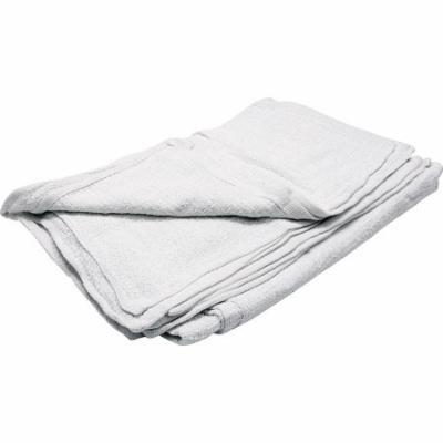 Allstar Performance White Cloth Shop Towels 12 pc P/N 12012