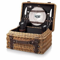 NFL Picnic Basket by Picnic Time, Champion - Philadelphia Eagles, Black