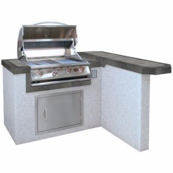 CalFlame 48'' 4-Burner Liquid Propane Gas Grill
