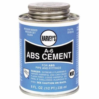 CEMENT ABS BLACK 8OZ