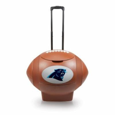 NFL Football Cooler by Picnic Time - Carolina Panthers