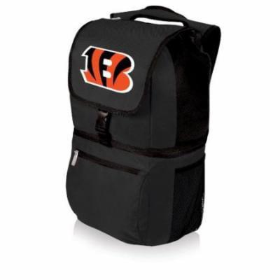 NFL Backpack Cooler by Picnic Time - Zuma, Cincinnati Bengals - Black
