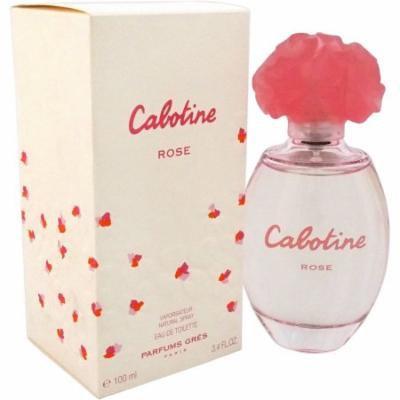 Gres Cabotine Rose EDT Spray, 3.4 fl oz