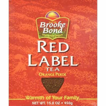 Brooke Bond Red Label Tea (loose tea) - 450g