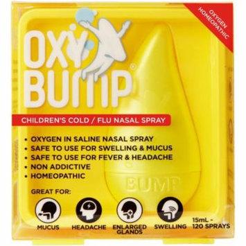 Oxy Bump Children's Cold/Flu Nasal Spray, 15mL