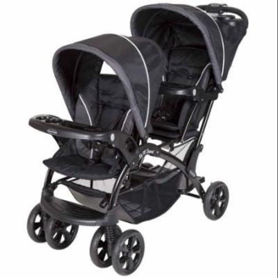 Baby Trend Sit N Stand Double - Onyx
