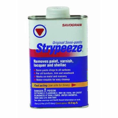 Savogran Corp 01101 Pint Strypeeze Paint Remover