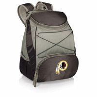 Picnic Time PTX Cooler, Black Washington Redskins Digital Print