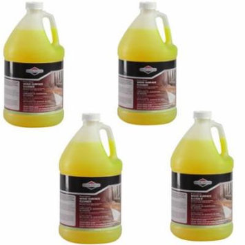 Briggs & Stratton 6827 Pressure Washer Wood Surface Cleaner, 1 Gal/Each, 4-Pack