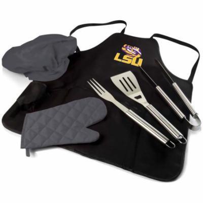 LSU BBQ Apron Tote Pro (Black)
