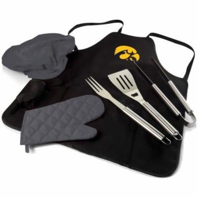 Iowa BBQ Apron Tote Pro (Black)