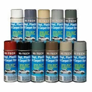 Hi Tech Vinyl, Plastic, & Carpet Dye, Silver Metallic HT-420