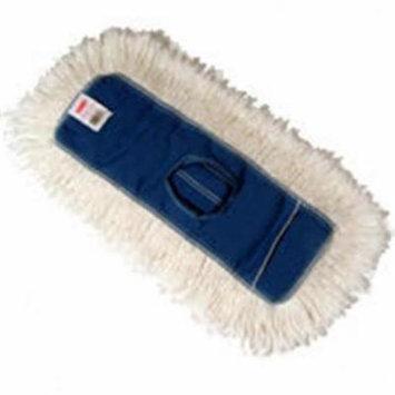RUBBERMAID FGK15300BL00 Cut End Dust Mop, Blue, 24 In. L, 5 In. W