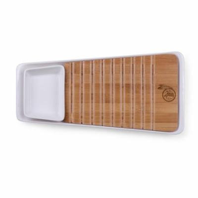 NFL Cutting Board Set by Picnic Time, Marimba - Washington Redskins