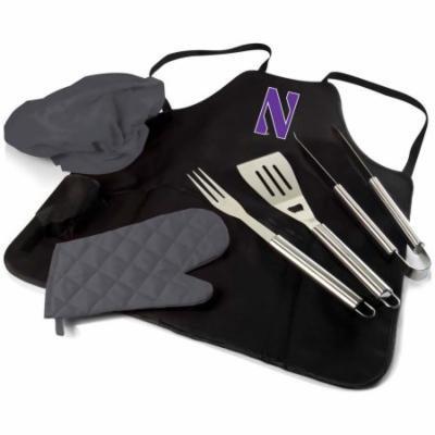 Northwestern BBQ Apron Tote Pro (Black)