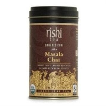 Rishi Tea - Organic Masala Chai, 3.5 oz loose leaf tea