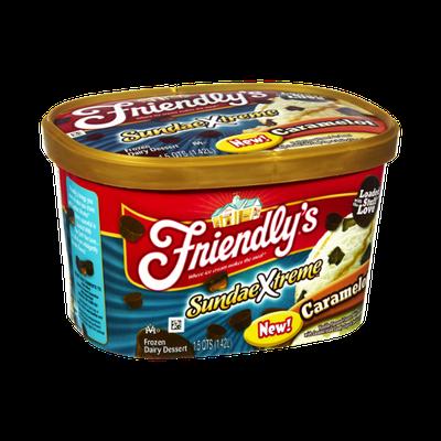 Friendly's SundaeXtreme Caramelot Frozen Dairy Dessert