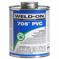 PVC GRY MED1/4PT VOC