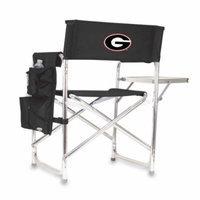 Georgia Sports Chair (Black)