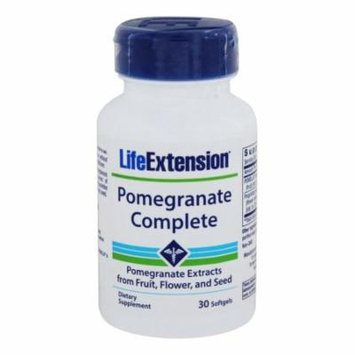 Life Extension - Pomegranate Complete - 30 Softgels