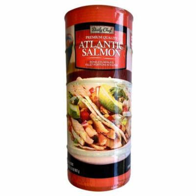 Daily Chef Canned Atlantic Salmon (7 oz. can, 5 pk.)