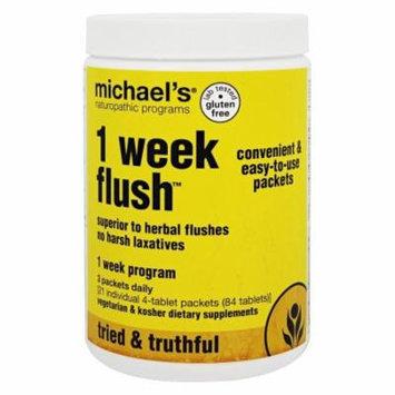 Michael's Naturopathic Programs - 1 Week Flush - 21 Packet(s)