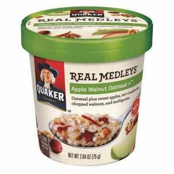 Quaker® Oats 30000315507 Quaker(R) Oatmeal,Walnut