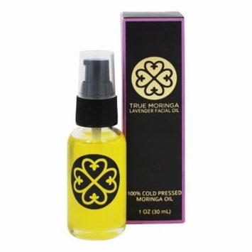 True Moringa - All Purpose Moringa Facial Oil with Lavender - 1 oz.