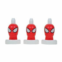 good2grow spill-proof bottle toppers 3-pack, Spider-Man