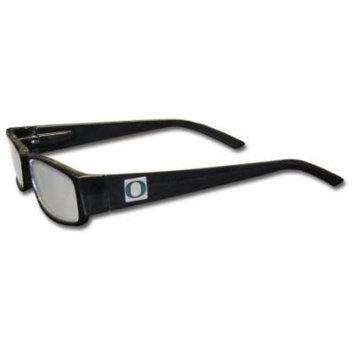 Oregon Ducks Black Reading Glasses +2.25 (F)