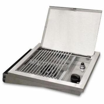 Boilmaster LP Stainless Steel Side Burner Cartridge