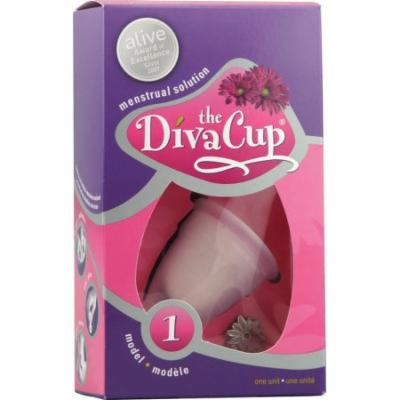 The DivaCup Model 1 Menstrual Cup