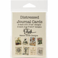 Distressed Journal Cards
