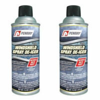 Penray Windshield Spray De-Icer - 11oz - 2 Pack + FREE SHIPPING!